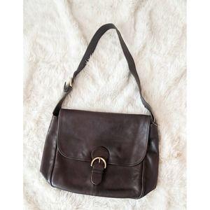 Coach Vintage 4165 Greenwich Messenger Bag